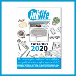 Catalogo cartaceo Inklife 2020