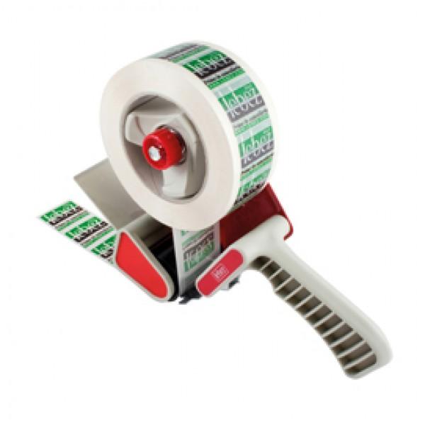 Tendinastro manuale con frizione open - nastri fino a 50 mm - Lebez