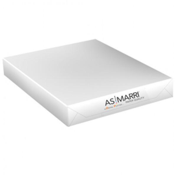 Carta Inkjet plotter PBJ.90S - A2 - 420 x 594 mm - 90 gr - opaca - bianco - As Marri - conf. 250 fogli