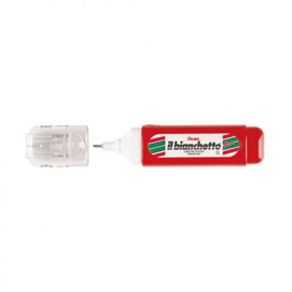 Correttore liquido Il Bianchetto - 12ml - punta fine - Pentel