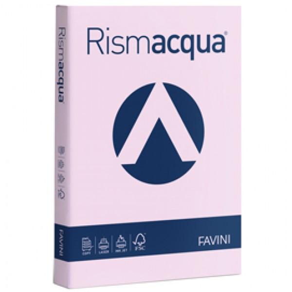 Carta RISMACQUA 200gr A4 125fg lilla 06 FAVINI