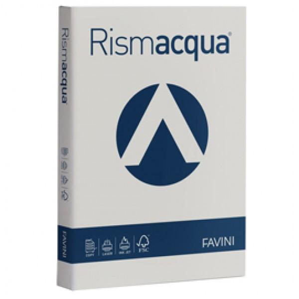 Carta e Cartoncino colorato Rismacqua Favini A4 - 200 gr. ghiaccio - A67U104 (risma 125)