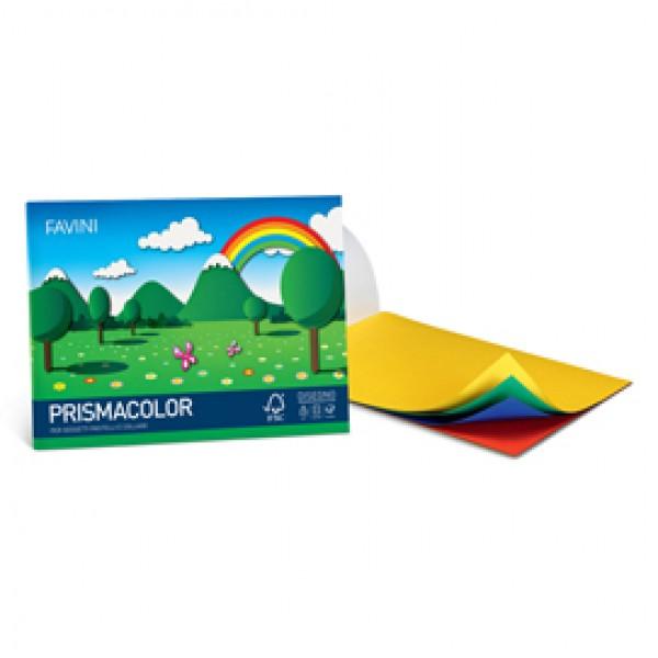 Album PRISMACOLOR 10fg 128gr 240x330mm monoruvido FAVINI (Conf.20) - A12X244