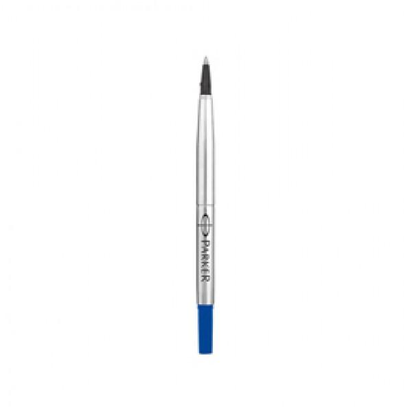 Refill roller standard - punta media - blu - Parker