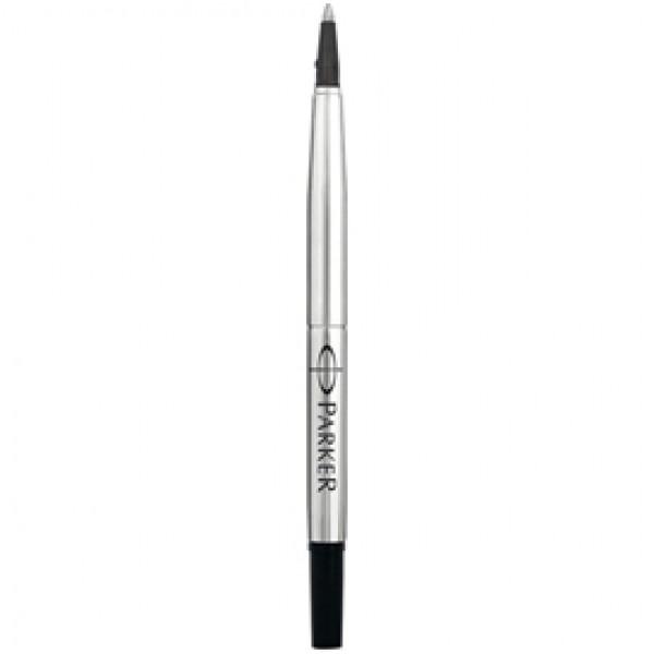 Refill roller standard - punta media - nero - Parker