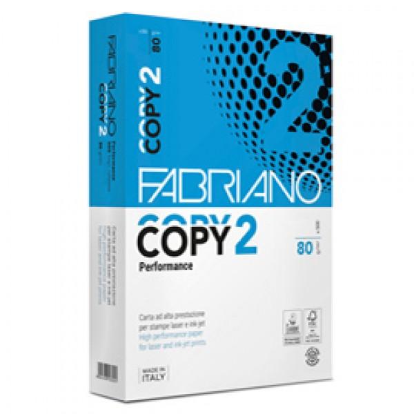 CARTA FABRIANO COPY 2 215X330 80 Gr. 500 fogli  ( Conf. 5 )