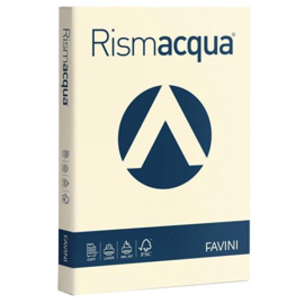 Carta e Cartoncino colorato Rismacqua Favini A4 - 140 gr. avorio - A65Q204 (risma 200)
