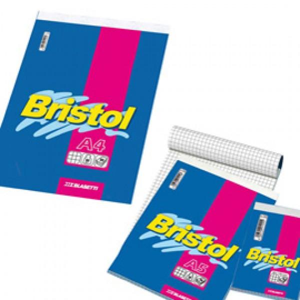 Blocco note - 5mm - 210 x 297mm - 50gr - 70 fogli - Blasetti