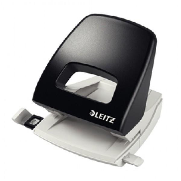 Perforatore 2 fori METAL RIM 5005 max 25fg nero LEITZ - 50050395