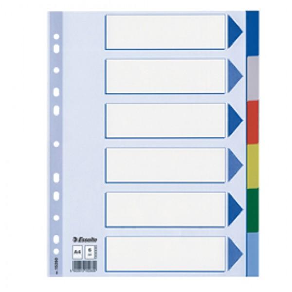 Intercalari in PPLEsselte - 6 tasti neutri - 152600
