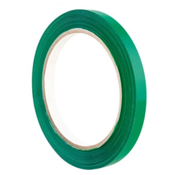 Nastro adesivo PVC 350 - 9 mm - verde - Eurocel - rotolo da 66 mt