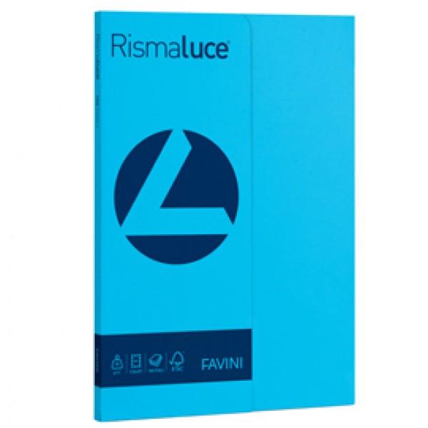 Carta e cartoncini in rismette Favini - forti - A4 - 90 gr. azzurro - A69G144 (risma 100)