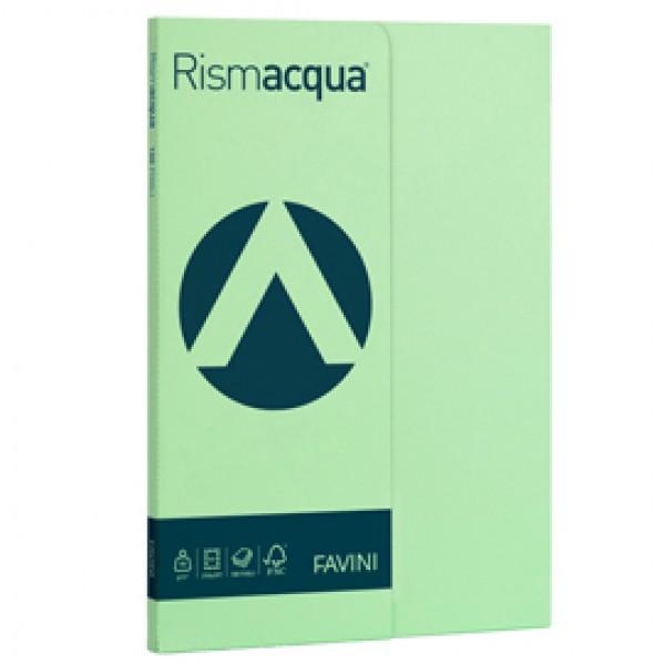 Carta e cartoncini in rismette Favini - tenui - A4 - 90 gr. verde chiaro - A69P144 (risma 100)
