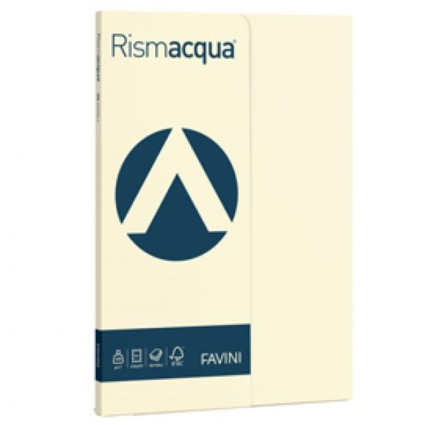 Carta e Cartoncino colorato Rismacqua Favini A4 - 200 gr. avorio - A69Q544 (risma 50)