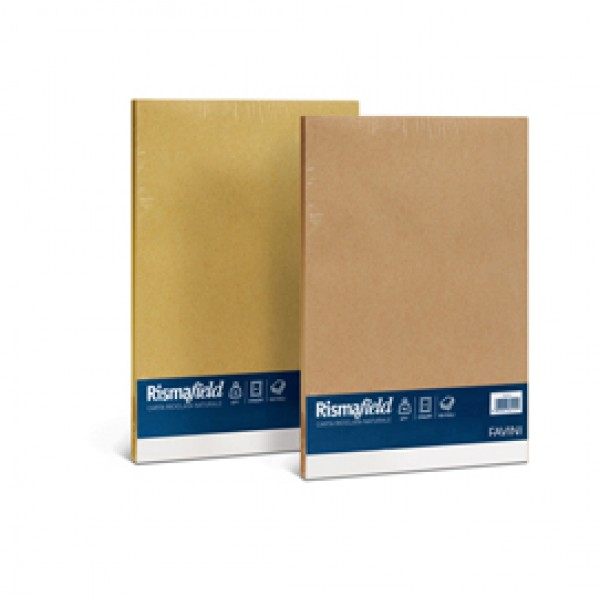 Carta riciclata Rismafield Favini - A4 - 90 gr. A68Y104 (conf.100)