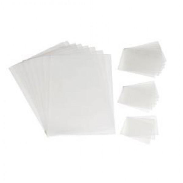 Pouches Self Laminating 11051 - 225 x 312 mm - a freddo - PPL - 3L - conf. 10 pezzi
