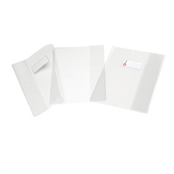 Coprimaxi Supercristallo liscio - 21x30cm - PVC - 200micron - trasparente - senza alette - Ri.plast