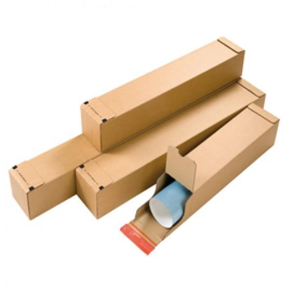 Tubo postale CP 072 - doppio strip - 43x10.8x10.8 cm - ColomPac®