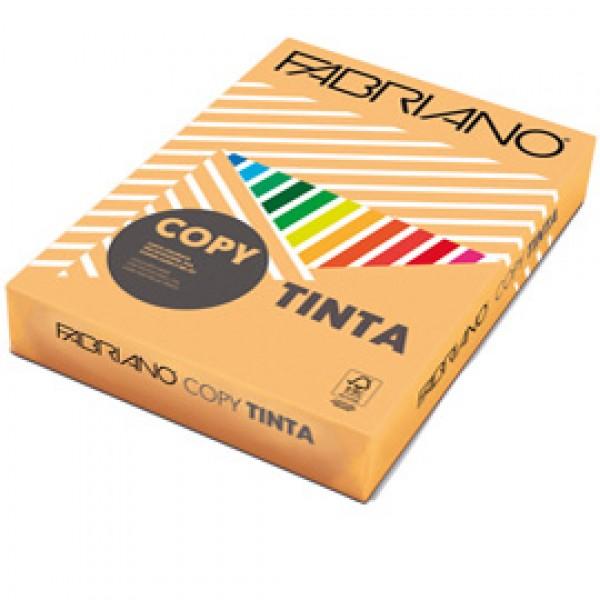 CARTA FABRIANO COPY TINTA A4 80 Gr. 500 fogli COL.TENUE ALBICOCCA