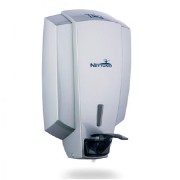 Dispenser a muro T-big - per sapone liquido - 3 L - Nettuno
