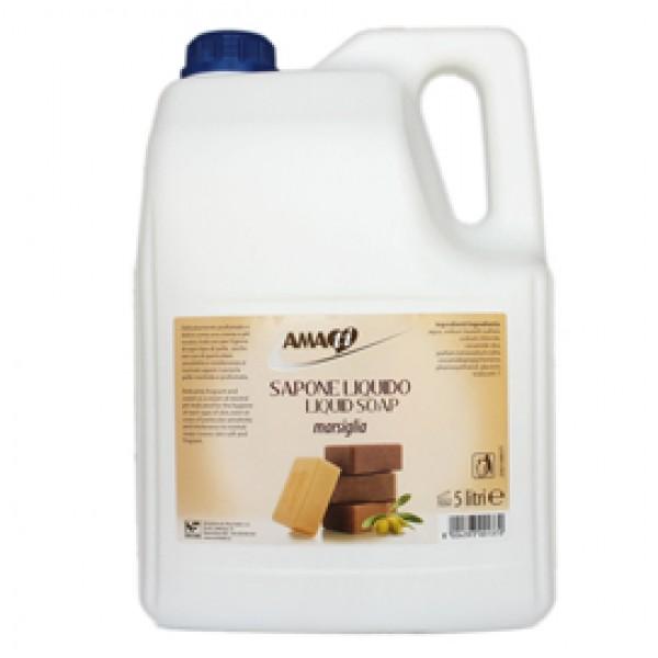 Detergente liquido - marsiglia - Amati - tanica da 5 L