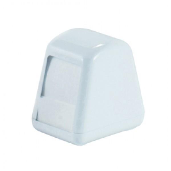 Dispenser tovaglioli da bar - 14x10x14 cm - bianco - Papernet