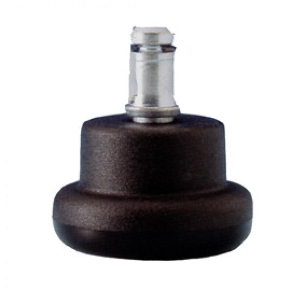 Piedini per sedie Unisit - Kit 5 piedini - nero - ACCPD5 (conf.5)