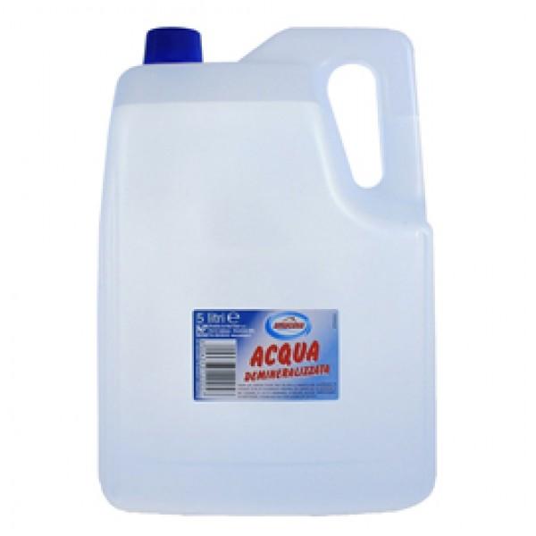 Acqua demineralizzata - Amacasa - tanica da 5 L