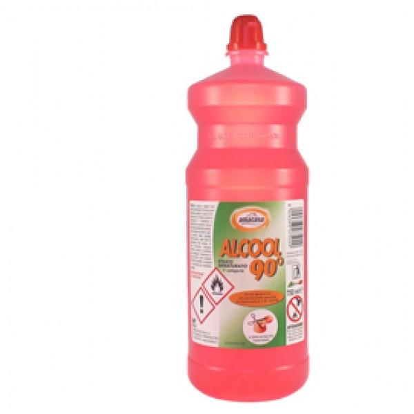 Alcool etilico denaturato 90° - 750 ml - Amacasa
