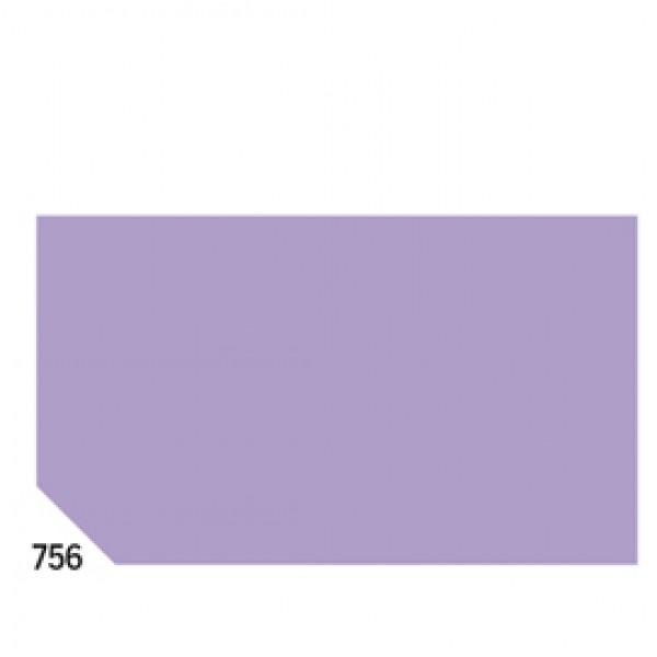 Carta velina -  50x70cm - 31gr - lilla 756 - Rex Sadoch - busta 26 fogli