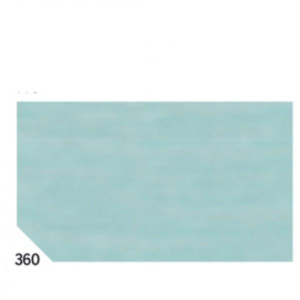 Carta velina -  50x70cm - 31gr - celeste 360 - Rex Sadoch - busta 26 fogli