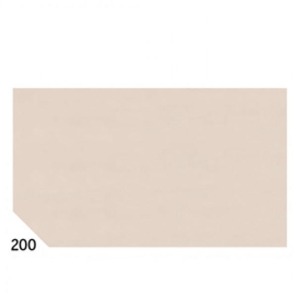 Carta velina -  50x70cm - 31gr - crema 200 - Rex Sadoch - busta 26 pezzi