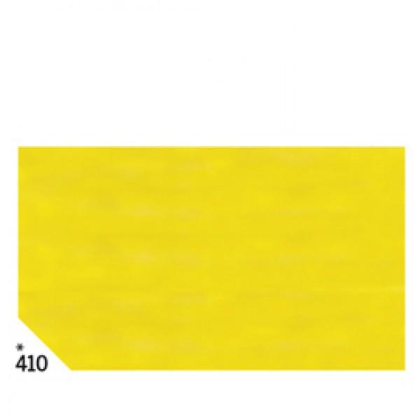 Carta velina -  50x70cm - 31gr - giallo 410 - Rex Sadoch - busta 26 pezzi