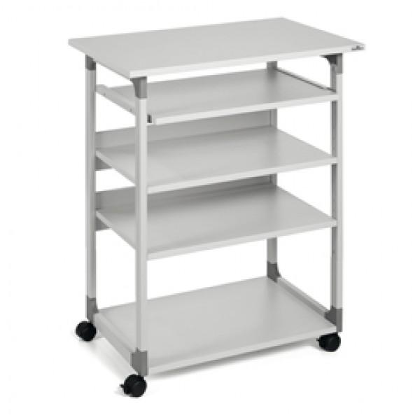 PC WORKSTATION SYSTEM 75 VH GRIGIO - 3720-10