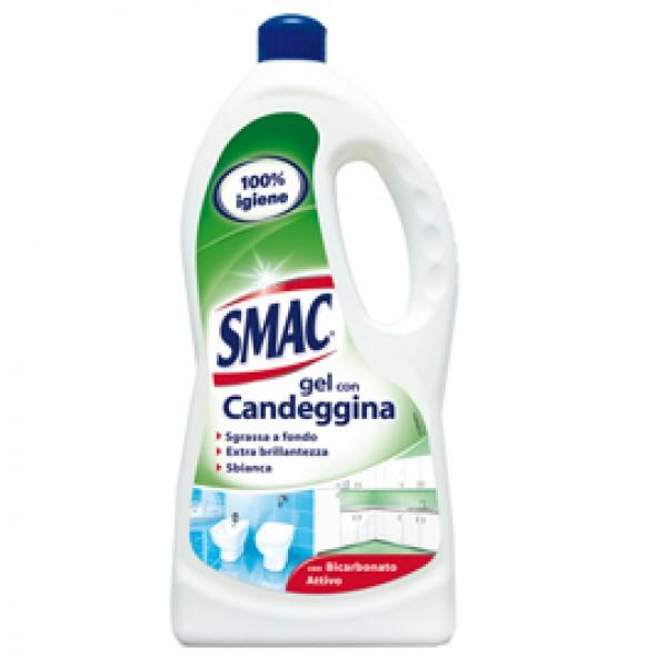 Gel con candeggina - 850 ml - Smac
