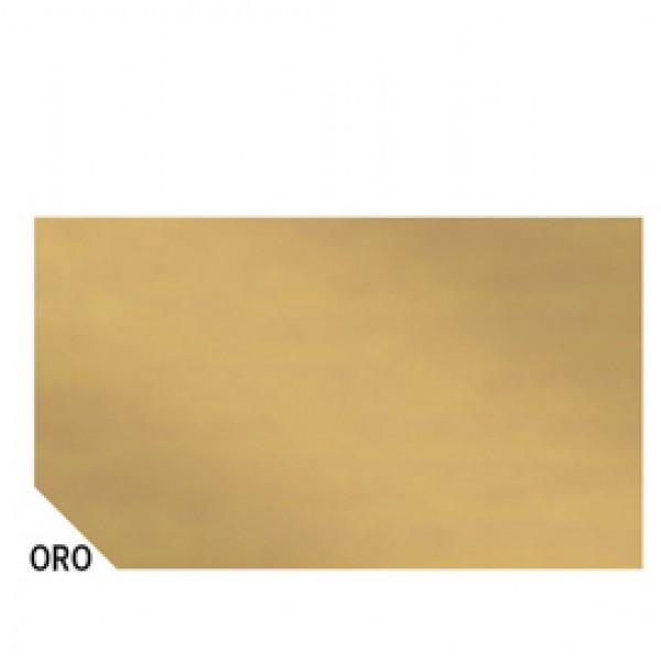 Carta velina - 50 x 70 cm - 31 gr - oro - Rex Sadoch - busta 25 fogli