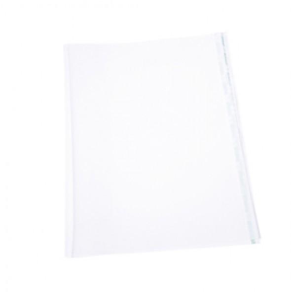Coprilibro Gigante - 57x36cm - liscio - neutro trasparente - con adesivo - Ri.plast