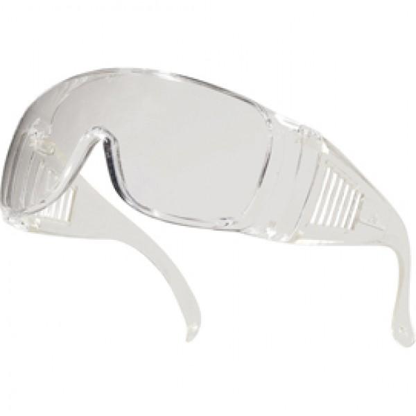Occhiali monolente Piton Clear - incolore - Deltaplus