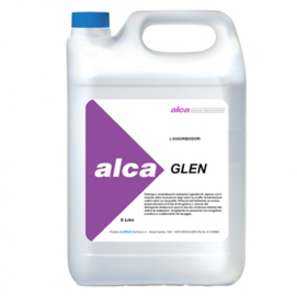 Detergente deodorante Glen - erbe di brughiera - Alca - tanica da 5 L