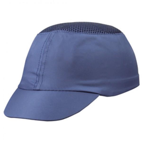 Caschetto antiurto Coltan tipo baseball - blu - Deltaplus