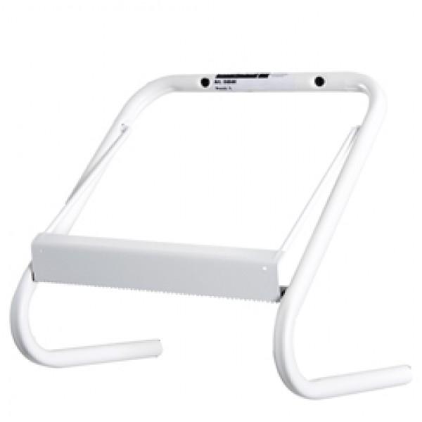Porta bobina asciugatutto da muro - metallo - bianco - Perfetto