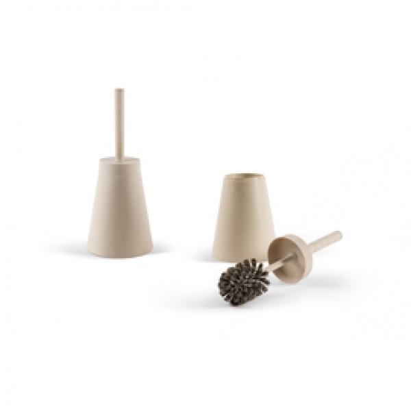 Portascopino Potter - da terra - diametro 16 cm - altezza 38 cm -  bianco - PPL - Perfetto