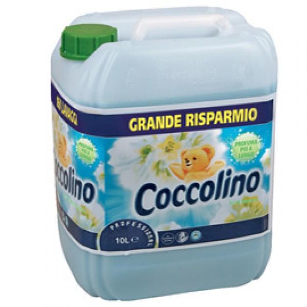 Coccolino ammorbidente lavatrice Aria di Primavera - profumato - 10 L - Coccolino