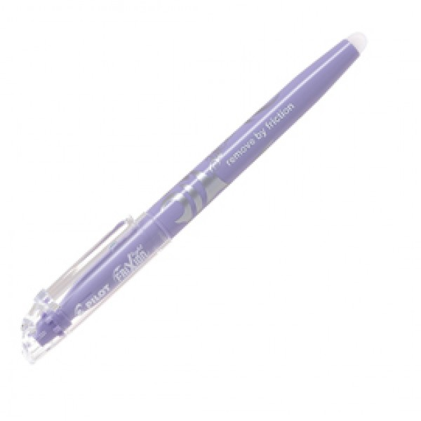 Evidenziatore cancellabile Frixion Light soft - punta a scalpello 4,0mm  - tratto 3,3mm - viola soft - Pilot