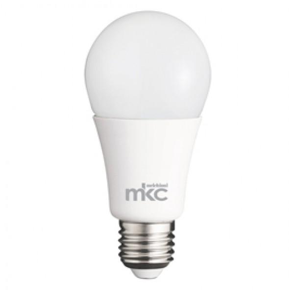 Lampada - Led - goccia - A60 - 12W - E27 - 3000K - luce bianca calda - MKC