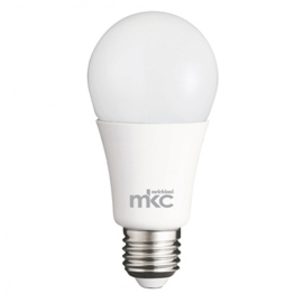 Lampada - Led - goccia - A60 - 12W - E27 - 4000K - luce bianca naturale - MKC