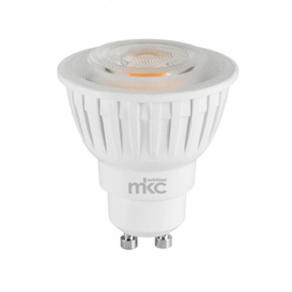 Lampada - Led - MR-GU10 - 7,5W - GU10 - 6000K - luce bianca fredda - MKC
