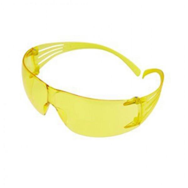Occhiali di protezione Securefit™ SF203AF - policarbonato - giallo - 3M