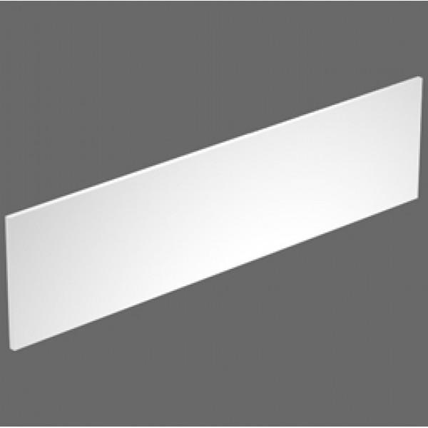 Pannello divisorio per scrivania multiple Agorà - 180x32 cm - bianco - Artexport