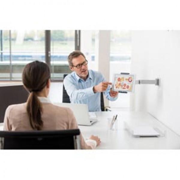 Supporto da parete per tablet - braccio estensibile - Tablet Holder Wall Arm - da 7